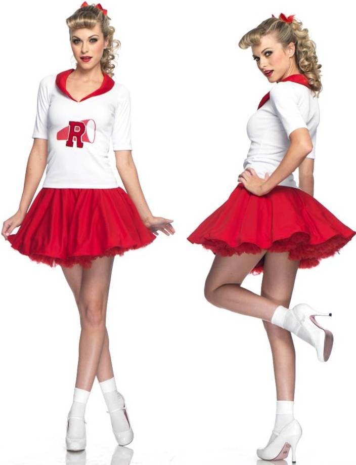 GREASE RYDELL HIGH CHEERLEADER