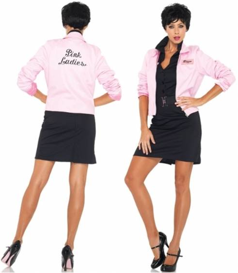 pink ladies jacket 4500