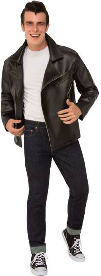 GREASE'S T-BIRD JACKET FOR MEN