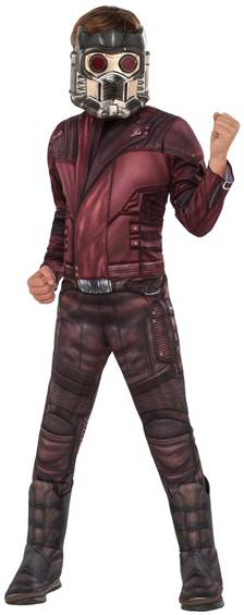 DELUXE STAR-LORD COSTUME FOR BOYS