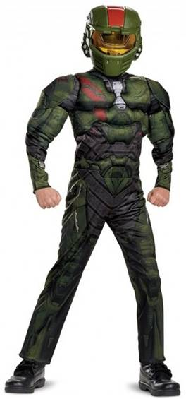 HALO WARS 2 JEROME COSTUME FOR BOYS