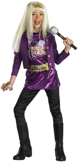 HANNAH MONTANA PURPLE ENSEMBLE