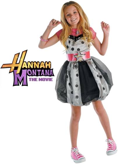 HANNAH MONTANA THE MOVIE DRESS