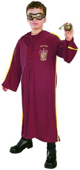 QUIDDITCH KIT COSTUME FOR KIDS