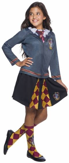 HARRY POTTER GRYFFINDOR TOP FOR GIRLS