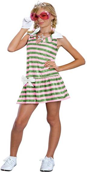SHARPAY GOLF DRESS
