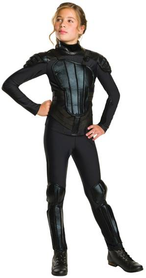 HUNGER GAMES KATNISS EVERDEEN TWEEN COSTUME