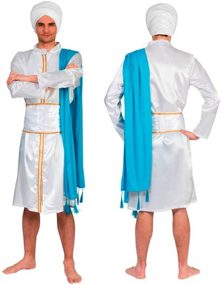 INDIAN ANAND SULTAN COSTUME FOR MEN
