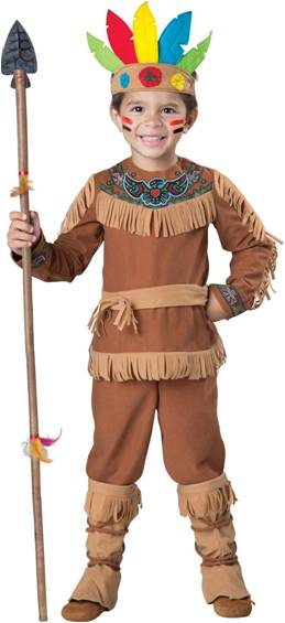 INDIAN BOY COSTUME FOR BOYS