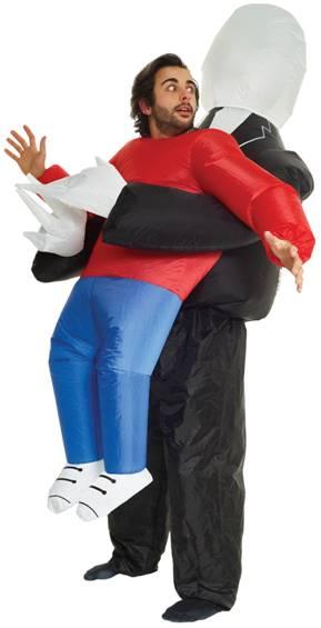 INFLATABLE SLENDERMAN PICK ME UP COSTUME FOR MEN $54.99  sc 1 st  Crazy For Costumes & Crazy For Costumes/La Casa De Los Trucos (305) 858-5029 - Miami ...