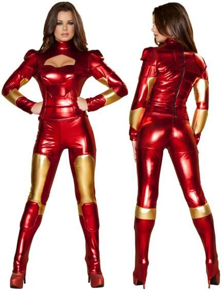 Women Villains Costumes
