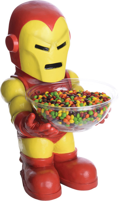 IRON MAN CANDY BOWL