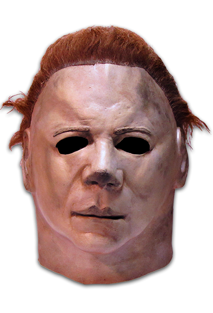 HALLOWEEN MICHAEL MYERS DELUXE QUALITY MASK