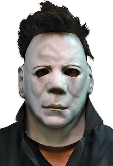 HALLOWEEN MICHAEL MYERS FACE MASK