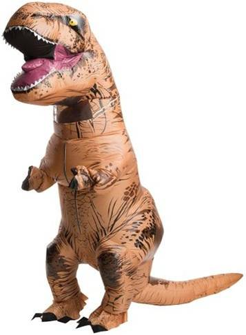 **SOLD OUT**JURASSIC WORLD T-REX ADULT COSTUME