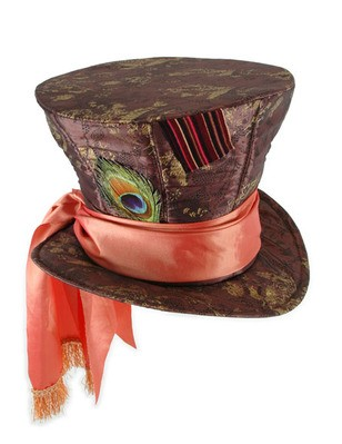CHILD DELUXE MAD HATTER HAT