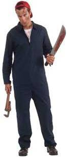 DERANGED MECHANIC COSTUME FOR MEN