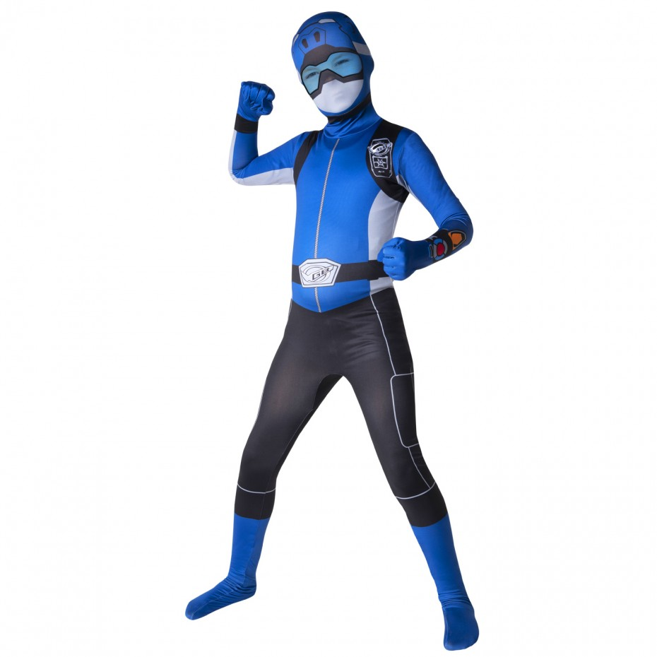 BEAST MORPHER BLUE RANGER MORPHSUIT FOR BOYS