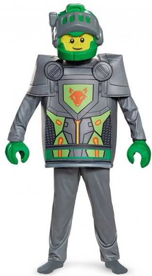 LEGO NEXO KNIGHTS AARON DELUXE COSTUME FOR BOYS Click for larger image  sc 1 st  Crazy For Costumes & Crazy For Costumes/La Casa De Los Trucos (305) 858-5029 - Miami ...