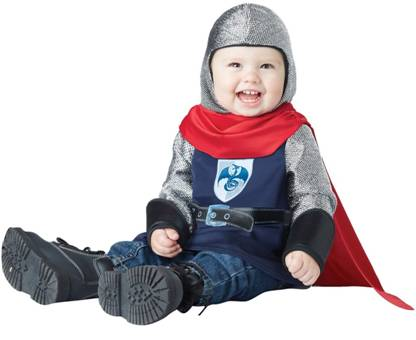 LIL' KNIGHT COSTUME FOR INFANT BOYS