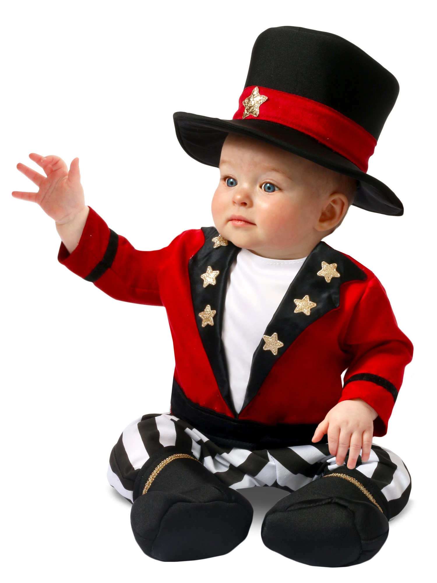 LIL RINGMASTER COSTUME FOR BABIES INFANTS BOYS