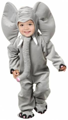 LITTLE GRAY ELEPHANT