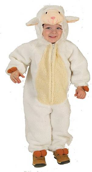 LOVABLE LAMB $35.00  sc 1 st  Crazy For Costumes/La Casa De Los Trucos (305) 858-5029 - Miami ... : lamb costumes for adults  - Germanpascual.Com