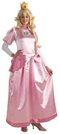 MARIO BROS. PRINCESS PEACH COSTUME FOR WOMEN $39.99  sc 1 st  Crazy For Costumes & Crazy For Costumes/La Casa De Los Trucos (305) 858-5029 - Miami ...