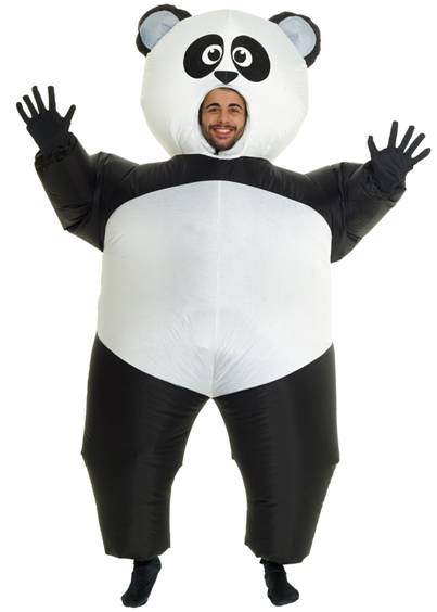 INFLATABLE GIANT PANDA COSTUME FOR ADULTS Click for larger image  sc 1 st  Crazy For Costumes/La Casa De Los Trucos (305) 858-5029 - Miami ... & Crazy For Costumes/La Casa De Los Trucos (305) 858-5029 - Miami ...
