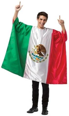 MEXICAN FLAG COSTUME