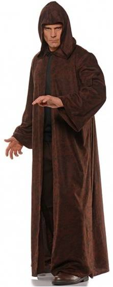 MULTI-PURPOSE BROWN CLOAK