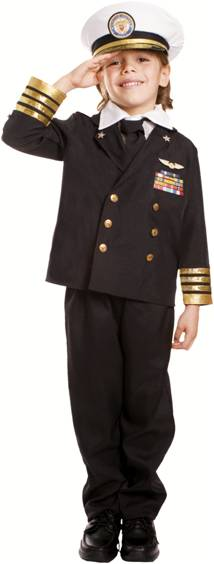 NAVY ADMIRAL $35.00  sc 1 st  Crazy For Costumes/La Casa De Los Trucos (305) 858-5029 - Miami ... : admiral jacket costume  - Germanpascual.Com