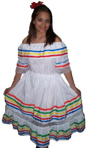 REGIONAL PANAMA COSTUME  sc 1 st  Crazy For Costumes & All u003e Girls u003e Regional Costumes - Crazy For Costumes/La Casa De Los ...