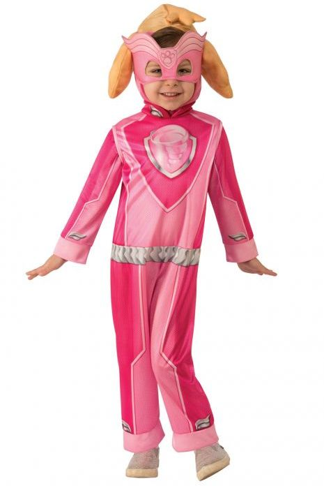PAW PATROL MIGHTY PUPS SKYE COSTUME FOR GIRLS