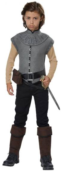pocahontas john smithexplorer costume for boys 2999