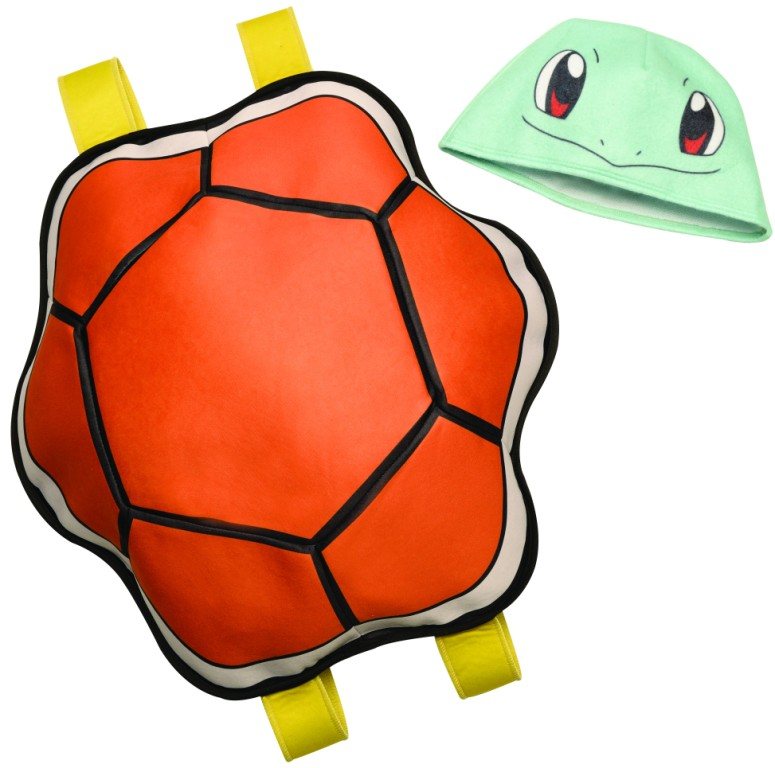 POKEMON SQUIRTLE COSTUME ACCESSORY KIT