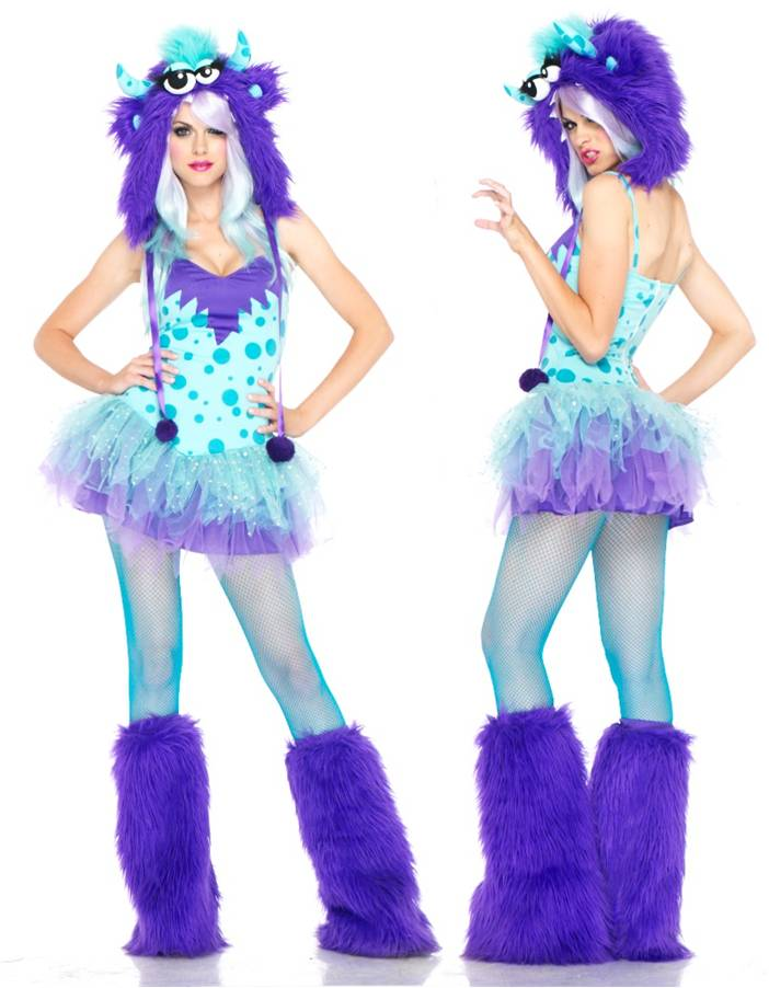 Sexy monsters inc costumes