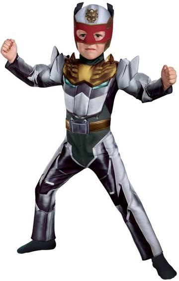 Как сделать костюм рейнджера мегафорс