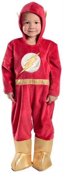 PRESTIGE FLASH COSTUME FOR INFANT BOYS