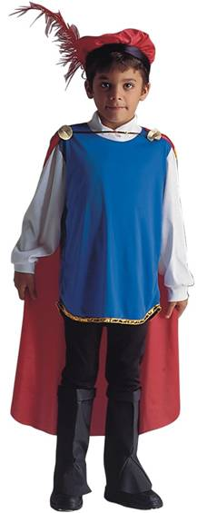PRINCE COSTUME FOR BOYS