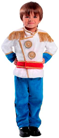 PRINCE ETHAN COSTUME FOR BOYS