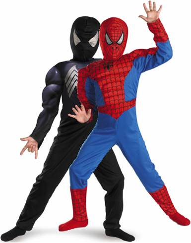 los trucos de spiderman:
