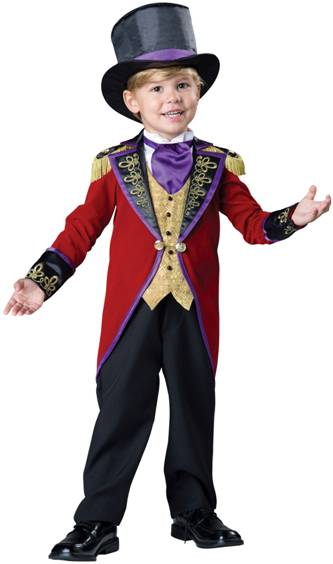 ELITE COLLECTION RINGMASTER BOY