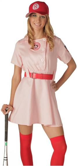 ROCKFORD PEACHES COSTUME FOR WOMEN