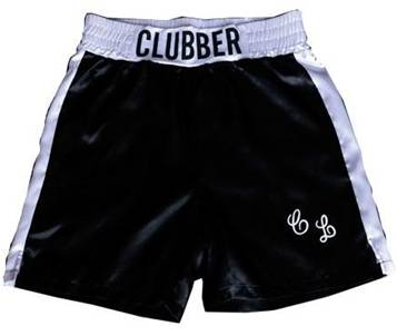 ROCKY III CLUBBER LANG BOXING SHORTS FOR MEN