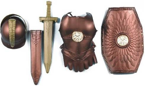 ROMAN ARMOR SET CHILD