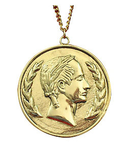 CAESARS COIN NECKLACE