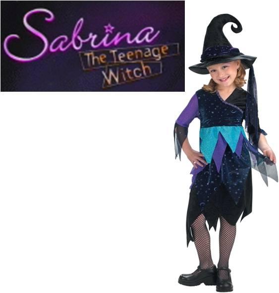 Sabrina The Teenage Witch Outfits