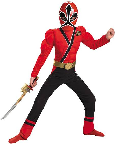 Power Rangers Jungle Fury Costumes For Kids