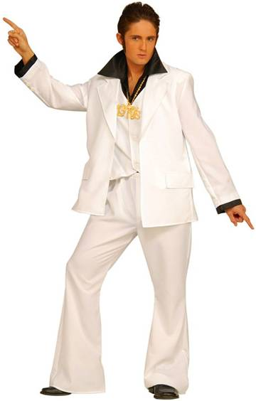 70s DISCO FEVER COSTUME FOR MEN
